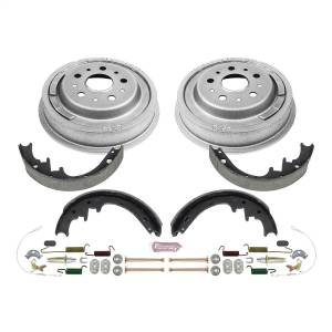 Brakes - Drum Brake Shoe and Drum Kit - Power Stop - Power Stop 1-Click Daily Driver Drum And Shoe Kits | Power Stop (KOE15270DK)