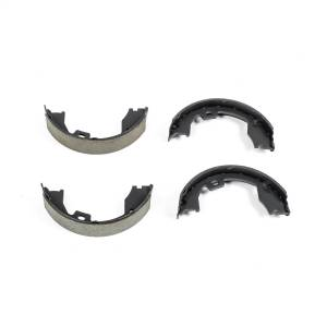 Autospecialty By Power Stop New Parking Brake Shoes | Power Stop (B854)
