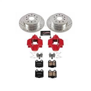 Power Stop - Z23 Evolution Sport Performance 1-Click Brake Kit w/Calipers | Power Stop (KC1149) - Image 1