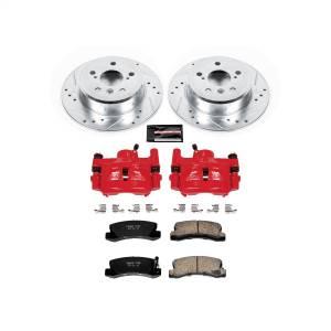 Power Stop - Z23 Evolution Sport Performance 1-Click Brake Kit w/Calipers | Power Stop (KC2564) - Image 1
