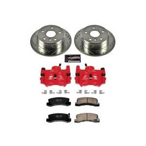 Power Stop - Z23 Evolution Sport Performance 1-Click Brake Kit w/Calipers   Power Stop (KC2565) - Image 1
