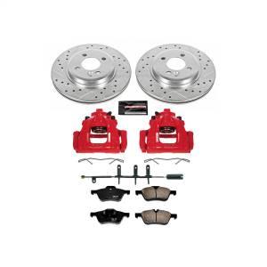 Power Stop - Z23 Evolution Sport Performance 1-Click Brake Kit w/Calipers   Power Stop (KC5724) - Image 1