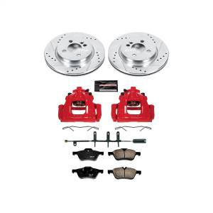 Power Stop - Z23 Evolution Sport Performance 1-Click Brake Kit w/Calipers   Power Stop (KC5780) - Image 1