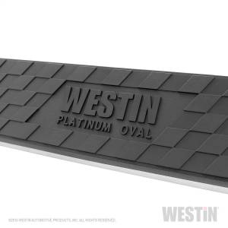 Westin - Platinum 4 Oval Nerf Step Bars | Westin (21-4090) - Image 4