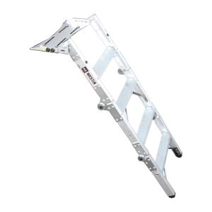 Truck Bed Accessories - Tailgate Ladder - Westin - Truck-Pal Tailgate Ladder | Westin (10-3000)