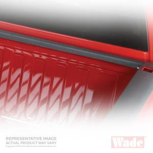Truck Bed Accessories - Truck Bed Bulkhead Protector - Westin - Front Bed Cap | Westin (72-11481)