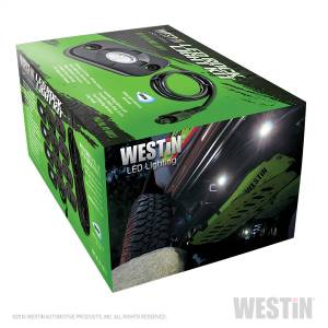 Westin - Universal/WJ2 Bumper LED Rock Light Kit | Westin (09-80005) - Image 2