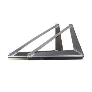 Truck Bed Accessories - Tool Box Mount - Westin - Brute Under Body Tool Box Bracket | Westin (80-HBK18)