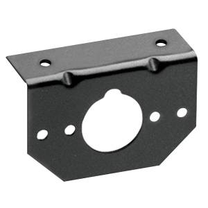 Towing - Trailer Wire Connector Holder - Westin - Electrical Connector Mount Bracket | Westin (65-75471)