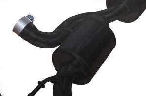 Injen - Axle-Back Exhaust System   Injen (SES5004BLK) - Image 3
