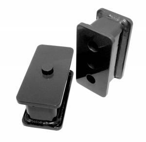 Suspension Components - Suspension Block - MaxTrac Suspension - Lift Blocks | MaxTrac Suspension (812225)