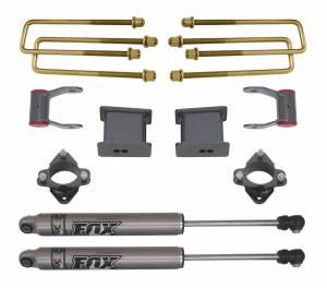 Suspension Components - Suspension Block - MaxTrac Suspension - Lift Blocks | MaxTrac Suspension (901750F)
