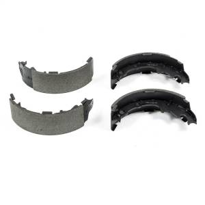 Autospecialty By Power Stop New Brake Shoes | Power Stop (B538)