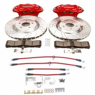 Big Brake Conversion Kit | Power Stop (BBK-MUST-002R)