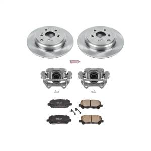 Power Stop - Autospecialty By Power Stop 1-Click OE Replacement Brake Kit w/Calipers | Power Stop (KCOE4685) - Image 1