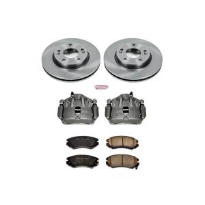 Power Stop - Autospecialty By Power Stop 1-Click OE Replacement Brake Kit w/Calipers   Power Stop (KCOE5291) - Image 1