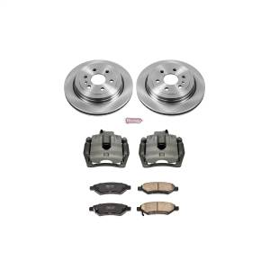 Power Stop - Autospecialty By Power Stop 1-Click OE Replacement Brake Kit w/Calipers | Power Stop (KCOE5543) - Image 1