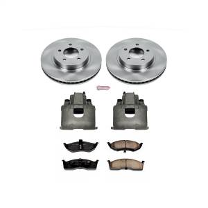 Power Stop - Autospecialty By Power Stop 1-Click OE Replacement Brake Kit w/Calipers | Power Stop (KCOE1692) - Image 1
