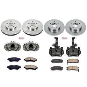 Power Stop - Autospecialty By Power Stop 1-Click OE Replacement Brake Kit w/Calipers | Power Stop (KCOE1543F) - Image 1