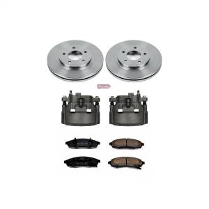 Power Stop - Autospecialty By Power Stop 1-Click OE Replacement Brake Kit w/Calipers | Power Stop (KCOE3018) - Image 1