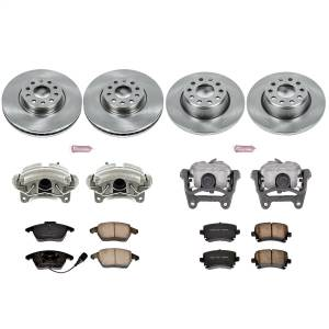 Power Stop - Autospecialty By Power Stop 1-Click OE Replacement Brake Kit w/Calipers | Power Stop (KCOE2260D) - Image 1