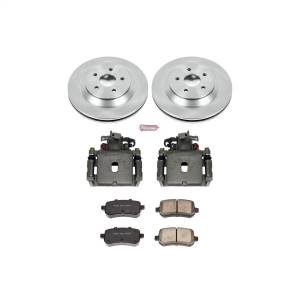 Power Stop - Autospecialty By Power Stop 1-Click OE Replacement Brake Kit w/Calipers   Power Stop (KCOE3061) - Image 1