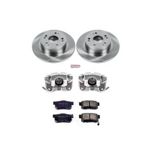 Power Stop - Autospecialty By Power Stop 1-Click OE Replacement Brake Kit w/OE Calipers | Power Stop (KCOE3128A) - Image 1