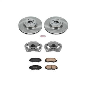 Power Stop - Autospecialty By Power Stop 1-Click OE Replacement Brake Kit w/Calipers | Power Stop (KCOE4669) - Image 1