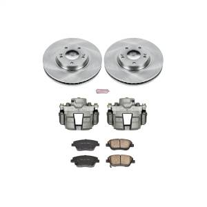 Power Stop - Autospecialty By Power Stop 1-Click OE Replacement Brake Kit w/Calipers | Power Stop (KCOE5377) - Image 1