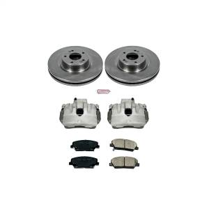 Power Stop - Autospecialty By Power Stop 1-Click OE Replacement Brake Kit w/Calipers | Power Stop (KCOE6169) - Image 1