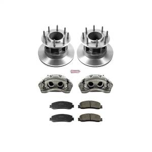 Power Stop - Autospecialty By Power Stop 1-Click OE Replacement Brake Kit w/Calipers   Power Stop (KCOE6526) - Image 1