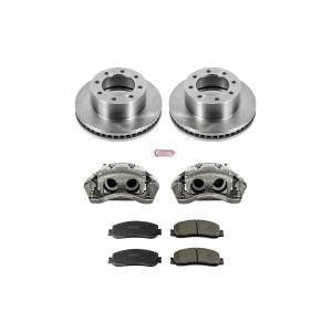 Power Stop - Autospecialty By Power Stop 1-Click OE Replacement Brake Kit w/Calipers | Power Stop (KCOE6545A) - Image 1