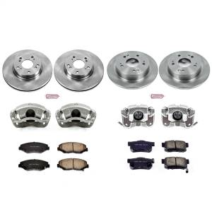 Power Stop - Autospecialty By Power Stop 1-Click OE Replacement Brake Kit w/Calipers | Power Stop (KCOE6942) - Image 1