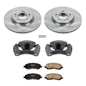 Power Stop - Autospecialty By Power Stop 1-Click OE Replacement Brake Kit w/OE Calipers | Power Stop (KCOE094) - Image 1