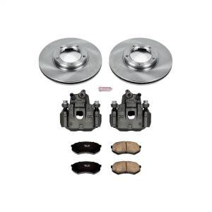 Power Stop - Autospecialty By Power Stop 1-Click OE Replacement Brake Kit w/Calipers | Power Stop (KCOE1232) - Image 1