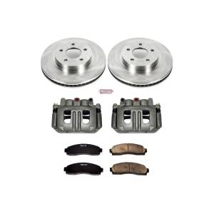Power Stop - Autospecialty By Power Stop 1-Click OE Replacement Brake Kit w/Calipers | Power Stop (KCOE1576A) - Image 1