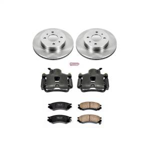 Power Stop - Autospecialty By Power Stop 1-Click OE Replacement Brake Kit w/Calipers | Power Stop (KCOE1515) - Image 1