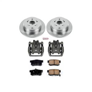 Power Stop - Autospecialty By Power Stop 1-Click OE Replacement Brake Kit w/Calipers   Power Stop (KCOE206B) - Image 1