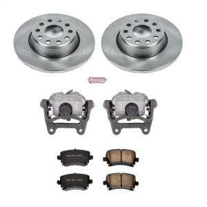 Power Stop - Autospecialty By Power Stop 1-Click OE Replacement Brake Kit w/Calipers | Power Stop (KCOE2261B) - Image 1