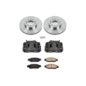 Power Stop - Autospecialty By Power Stop 1-Click OE Replacement Brake Kit w/Calipers | Power Stop (KCOE5205) - Image 1