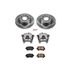 Power Stop - Autospecialty By Power Stop 1-Click OE Replacement Brake Kit w/Calipers   Power Stop (KCOE5662B) - Image 1