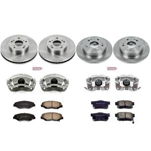 Power Stop - Autospecialty By Power Stop 1-Click OE Replacement Brake Kit w/OE Calipers | Power Stop (KCOE6781) - Image 1