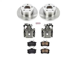 Power Stop - Autospecialty By Power Stop 1-Click OE Replacement Brake Kit w/Calipers   Power Stop (KCOE849) - Image 1