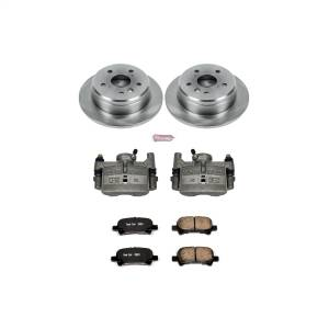 Power Stop - Autospecialty By Power Stop 1-Click OE Replacement Brake Kit w/Calipers | Power Stop (KCOE1083) - Image 1
