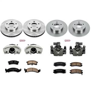 Power Stop - Autospecialty By Power Stop 1-Click OE Replacement Brake Kit w/Calipers | Power Stop (KCOE2763) - Image 1