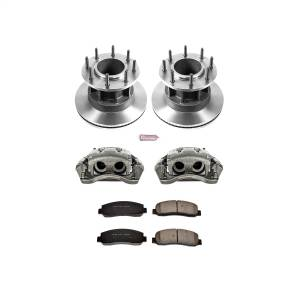 Power Stop - Autospecialty By Power Stop 1-Click OE Replacement Brake Kit w/Calipers | Power Stop (KCOE4595) - Image 1