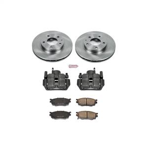 Power Stop - Autospecialty By Power Stop 1-Click OE Replacement Brake Kit w/Calipers | Power Stop (KCOE5169A) - Image 1