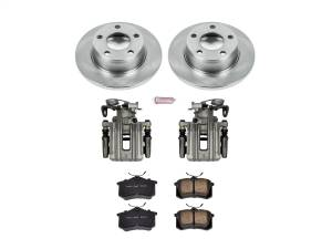 Power Stop - Autospecialty By Power Stop 1-Click OE Replacement Brake Kit w/Calipers | Power Stop (KCOE941) - Image 1