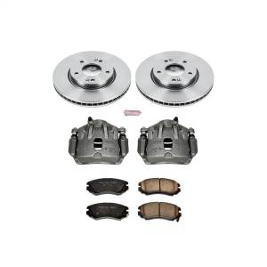 Power Stop - Autospecialty By Power Stop 1-Click OE Replacement Brake Kit w/OE Calipers | Power Stop (KCOE165C) - Image 1