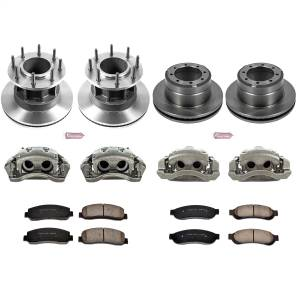 Power Stop - Autospecialty By Power Stop 1-Click OE Replacement Brake Kit w/Calipers | Power Stop (KCOE4032) - Image 1